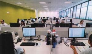 Centro de Operação ENERGISA-MG